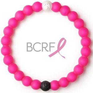Breast Cancer Lokai Bracelet Pink